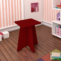 Banqueta Infantil Twister Tcil Móveis Carmim