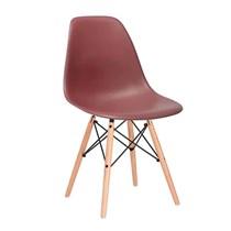 Cadeira Charles Eames Eifel Marrom