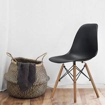 Cadeira Charles Eames Eifel Preto