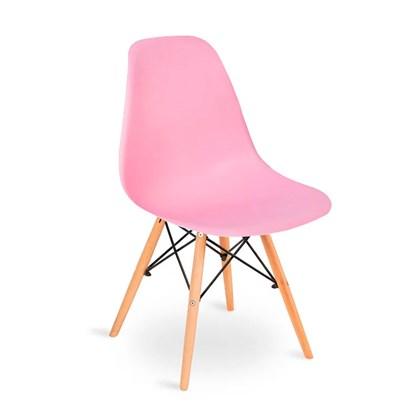 Cadeira Charles Eames Eifel Rosa