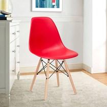 Cadeira Charles Eames Eifel Vermelha