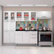 Cozinha 4 Peças com 5 Vidros Tarsila Itatiaia Branco