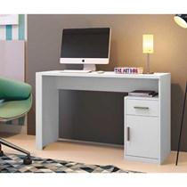 Escrivaninha 1 Porta 1 Gaveta  Lúminus Mavaular Branco