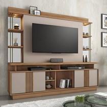 Estante Home para TV até 65 Polegadas Esplendor Candian JCM Móveis Noronha/Off White