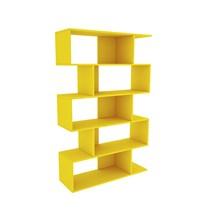 Estante Twister Tcil Móveis Amarelo