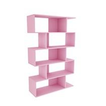 Estante Twister Tcil Móveis Quartzo Rosa