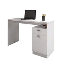 Mesa Escrivaninha Delta Benetil MóveisBranco