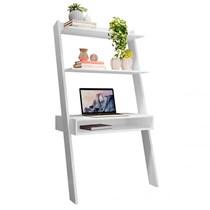 Mesa Office Emoção JCM Móveis Branco