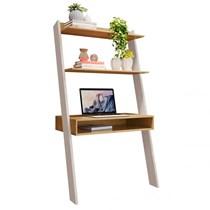 Mesa Office Emoção JCM Móveis Noronha/Off White