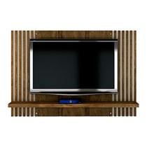 Painel Extensível para TV até 47 Polegadas Bolonha Valdemóveis Ipê/Off White