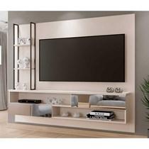 Painel Infinity Plus Para TV Até 65 Polegadas Com Metalon Mavaular Off White
