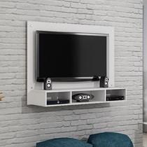 Painel Para TV até 46 Polegadas Atena Valdemóveis Branco Fosco