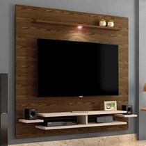 Painel Para TV Até 65 Polegadas Mavaular New Canion Soft/Off White