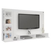 Painel para TV até 65 Polegadas Sabiá JCM Móveis Branco