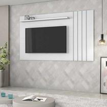Painel para TV até 75 Polegadas Atraente Candian JCM Móveis Branco